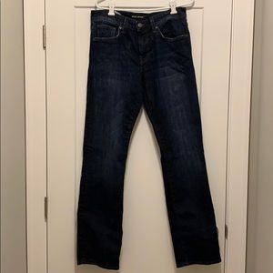 Mavi Myles Straight Leg Jean
